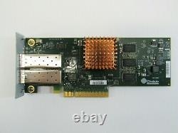 Lot of 10 Chelsio 110-1159-40 10GbE PCI-E Dual Port SFP+ FC HBA Adapter