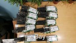 Lot of 49 Low Profile DWA-556 Wireless PCI-E Xtreme N Desktop Adapter WiFi Card