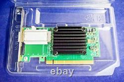 MCX455A-ECAT Mellanox ConnectX-4 VPI EDR IB 100GbE QSFP28 Single Port Adapter