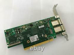MCX653106A-ECAT-SP ConnectX-6 VPI Adapter Card HDR100/EDR/100GbE PCIe3.0/4.0 x16
