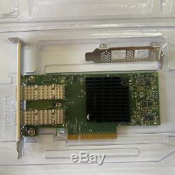Mellanox CX4121A MCX4121A-ACAT ConnectX-4 25Gigabit Ethernet ADAPTER CARD PCIE
