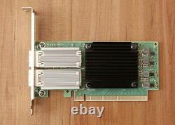 Mellanox CX516A ConnectX-5 Ex EN Adapter Card 100Gbe Dual-port QSFP28