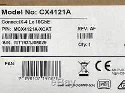 Mellanox ConnectX-4 Lx EN Network Card Adapter 10GbE Dual-Port SFP+ SFP28 NIC