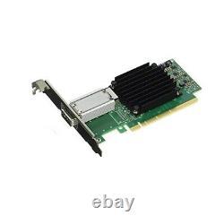 Mellanox ConnectX-5 VPI 100GbE Single-Port QSFP28 Adapter Card MCX555AECAT