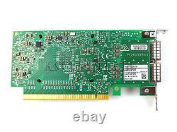 Mellanox Cx416a Connectx-4 40/56gbe Edr Pci-e Network Adapter Card Mcx416a-bcat