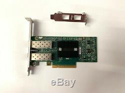 Mellanox MCX312A-XCBT ConnectX-3 EN Network Card 10GbE Dual-Port PCIe3.0 x8