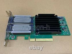 Mellanox MCX456A-ECA Ax ConnectX-4 VPI adapter card IB PCIe3.0 X8 100GB LP