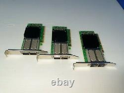 Mellanox MCX556A-EDAT ConnectX-5 Ex VPI Adapter Card EDR IB and 100GbE Dual-Port