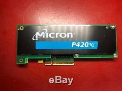 Micron XtremSF1400 RealSSD P420m HHHL 1.4TB PCIe SSD Adapter card MTFDGAR1T4MAX