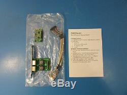 Mini PCI Express PCIe Gigabit Ethernet x2 Network Adapter NIC Card MP8111ME-(D)