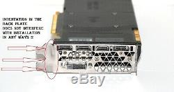 NVidia GeForce GTX 1070 8GB GDDR5 PCI-Express 3.0 x16 X3R6M Graphics Video Card