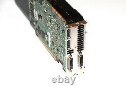 NVidia Quadro K5000 4GB GDDR5 PCI-Express x16 GPU DVI 2xDP Graphics Video Card