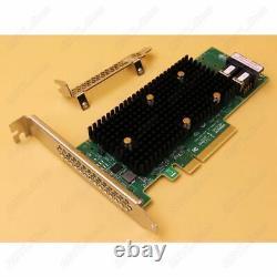 New Avago LSI 9400-8i SAS3408 12Gb/s NVMe HBA SAS Adapter Card US-SameDayShip