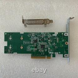 New Dell PCIe Dual M. 2 Solid State Drive Adapter Card JV70F 0JV70F