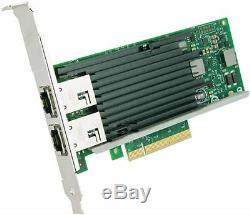 OEM Intel chipset X540 T2 10G Dual RJ45 Port PCI-E Card Ethernet Network Adapter
