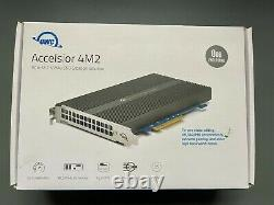 OWC Accelsior 4M2 0TB PCIe M. 2 NVMe SSD Adapter Card