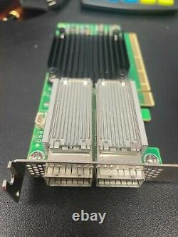 Oracle Mellanox CX556A ConnectX-5 EDR + 100GbE Dual Port Adapter Card 7359059