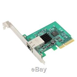 PCI express 10 Gigabit Ethernet Network Card PCIe to 10GB RJ45 LAN Port Adapter