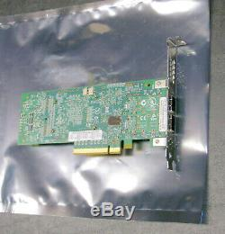 QLogic QLE2672 Dual Port 16GbE SFP PCI-e Card Network Server Adapter HBA