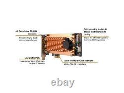 QNAP Dual-band AC2600 Wireless PCIe Expansion Card Model QWA-AC2600