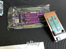 QNAP QM2-2P-384 Dual M. 2 PCIE SSD Expansion Card
