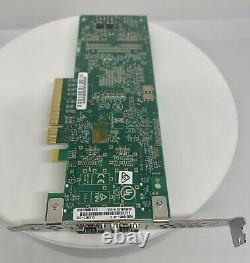 Qlogic QLE2672 Dual Port PCI-e Network Adapter Card