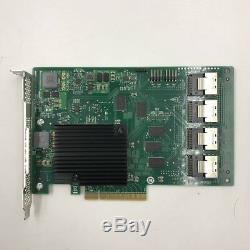 SAS 9201-16I PCI-Express 2.0 x8 6Gbps SATA / SAS Host Bus Adapter Card
