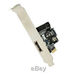 SATA / eSATA / IDE PCI-E Raid Controller PCI-E Express Adapter Card