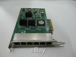 Silicom PEG6 1.2 PEG6I-71 PCI Express Server Adapter Card