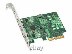 Sonnet Thunderbolt 3 Upgrade Card Thunderbolt adapter PCIe BRD-UPGRTB3-SE1