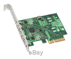 Sonnet Thunderbolt 3 Upgrade Card Thunderbolt adapter PCIe BRD-UPGRTB3-SE2
