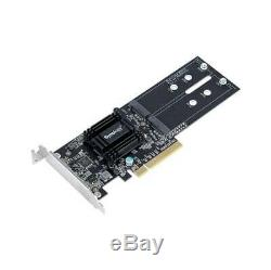 Synology M2D18 M. 2 SSD Adapter Card