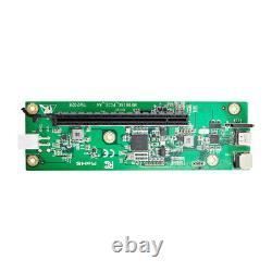 Thunderbolt 3 to PCI Express PCI-E 16x Desktop Graphics Card SSD Nvme NGFF