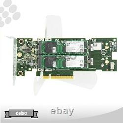 02mfvd 2mfvd Dell Double M. 2 Slot Nvme Ssd Pcie Controller Card Adapter With2x 120go
