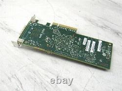 0j91fn Dell Sas 9300-8e 12 Go/s Carte D'adaptateur Bus Hôte Pci-express 3.0