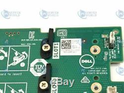 2mfvd Dell Double 2 M. SATA Ssd Emplacement Pcie Carte Contrôleur Adaptateur 02mfvd