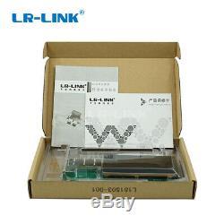 40gbe Carte Réseau Pci-e X8 Fibre Optique Adaptateur Serveur Intel Xl710qda1 Compatible