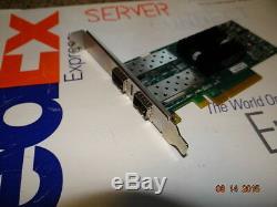 518001-001 HP 10gbe Pci-e G2 Double Port Carte Réseau Adaptateur 516937-b21