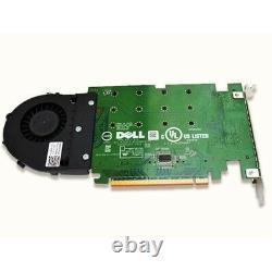 6n9rh Pour Dell Ssd M. 2 Pcie X4 Carte D'adaptateur De Stockage À L'état Solide