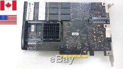 81y4518 81y4540 IBM 640gb Haute Iops MLC Duo Pcie Carte Adaptateur Fio-iodrive