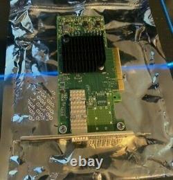 Adaptateur De Carte Ethernet Cx411a Mellanox Connectx-4 LX En 25gbe (doucement Utilisé)