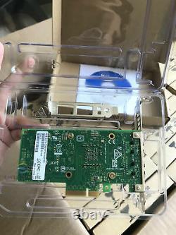 Adaptateur De Serveur Ethernet 10g Pcie Intel Oem X550-t2 Converged Network Card Nouveau
