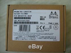 Adaptateur Pci-e Sfp28 Pour Carte Ethernet 25gbe Mellanox Connectx-4 LX En Cx4111a-acat