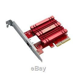 Asus Xg-c100c 10gbps Base-t Pci Express Carte Ethernet Adaptateur Réseau