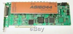 Audioscience Asi6044 Adaptateur Audio Numérique Aes Numérique Symétrique Pcie Carte Son