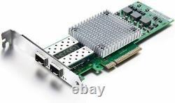 Broadcom Bcm57810s Carte Réseau Ethernet 10gb Carte Pcie X8 Adaptateur Double Sfp+port
