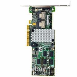 Cablecc Lsimegaraid 8 Port 512mb Cache Sff8087 6g. 1.5.6 Carte De Contrôleur Pci-e