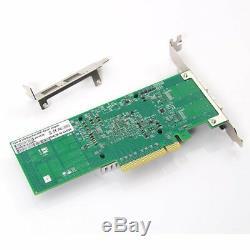 Carte Adaptateur De Serveur Ethernet Broadcom Bcm57810s Chipset 10 Go À Double Port Sfp + Pcie