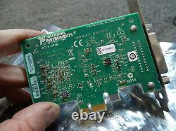 Carte D'adaptateur D'interface Pcie-gpib Pour Instruments Nationaux 198405c-01l