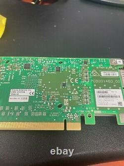 Carte D'adaptateur Double Port Oracle Mellanox Cx556a Connectx-5 Edr + 100gbe 7359059